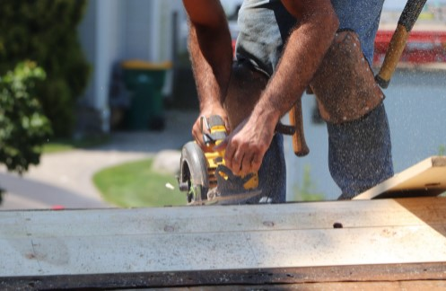 What is roofing?